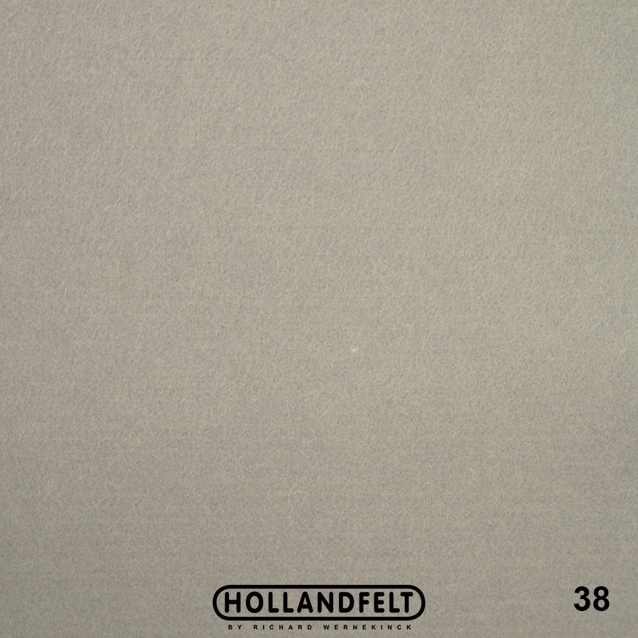 Wolvilt - wolvilt-38-grijs-Hollandfelt-Outlet