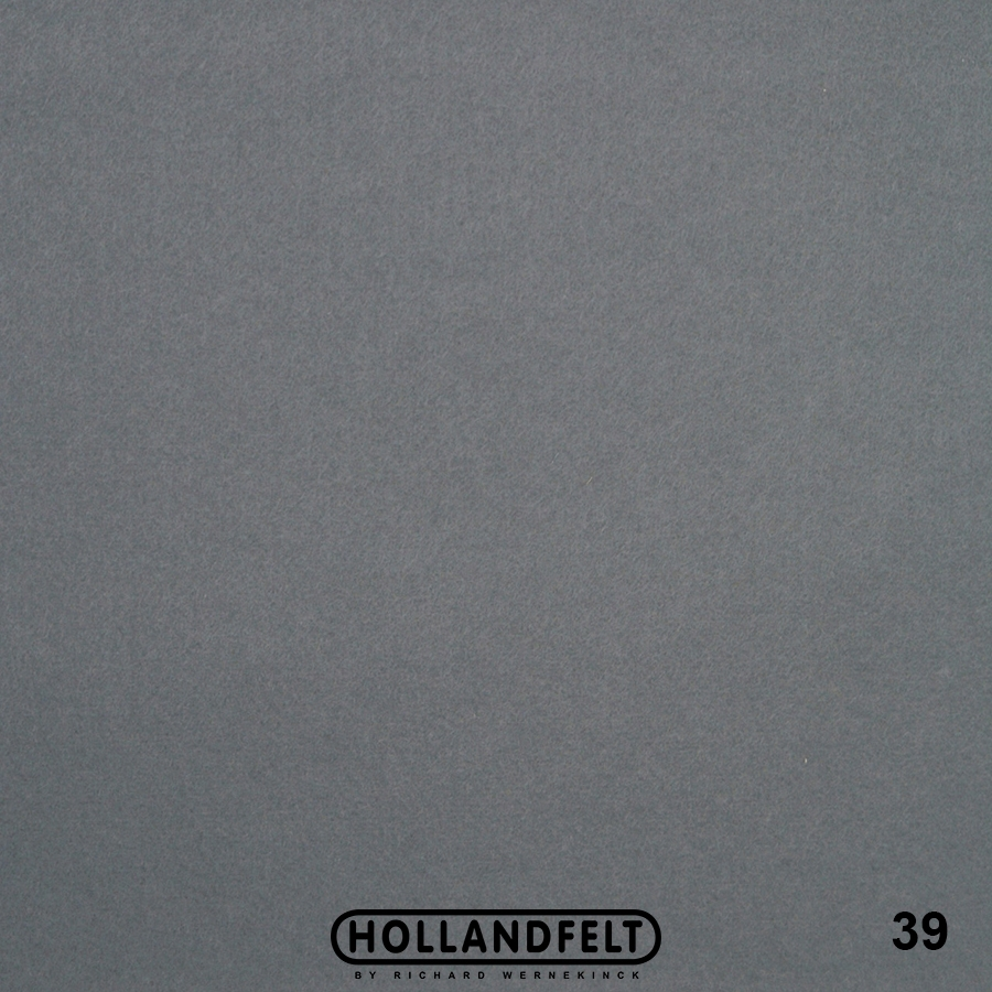 Wolvilt - wolvilt-39-antraciet-Hollandfelt-Outlet