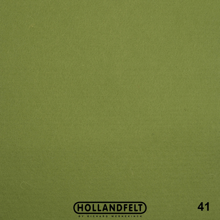 Wolvilt - wolvilt-41-avocado-Hollandfelt-Outlet