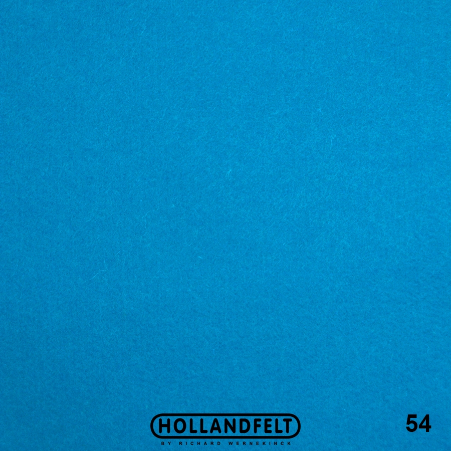 Wolvilt - wolvilt-54-korenblauw-Hollandfelt-Outlet